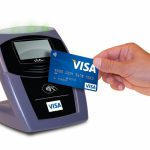 Order a contactless plastic card VISA payWawe (payPass) on the internet